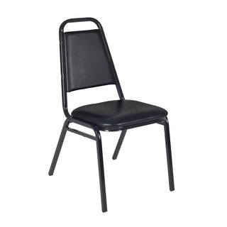 Restaurant Stack Chair (40 pack)- Black