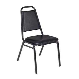 Restaurant Stack Chair (8 pack)- Black