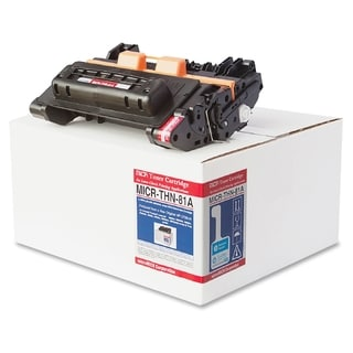 Micromicr MICR Toner Cartridge - Alternative for HP (CF281A) - Black