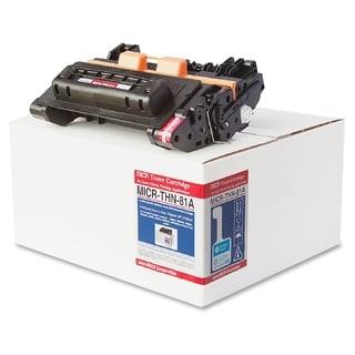 Micromicr MICR Toner Cartridge - Alternative for HP (CF281A) - Black