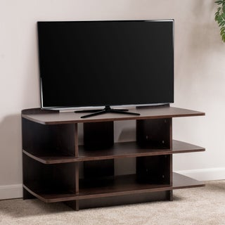 Oakville Three-Tier Wood TV Console Stand by Christopher Knight Home