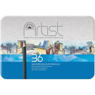Fantasia Premium Watercolor Pencil Set 36pc