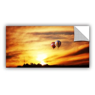ArtAppealz Dragos Dumitrascu 'Together Forever' Removable Wall Art