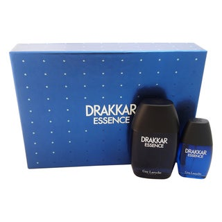 Drakkar Essence For Men By Guy Laroche 2-piece Gift Set