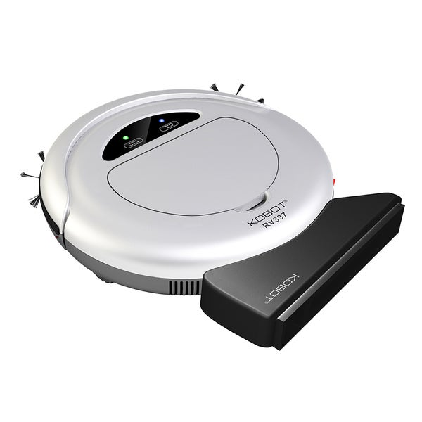 Kobot Robotic Vacuum With Auto Charging Home Base Free