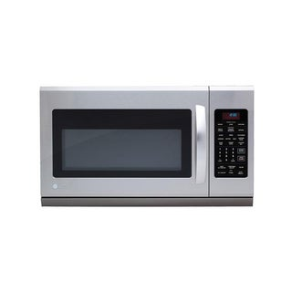 LG LMH2016ST (Refurbished) 2.0 cu. ft. Over the Range Microwave Oven with Extenda Vent in Stainless Steel