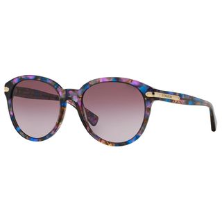 Coach Women's HC8140 L111 52888H Plastic Phantos Sunglasses
