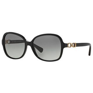 Coach Women's HC8123 L096 Cole 500211 Plastic Square Sunglasses