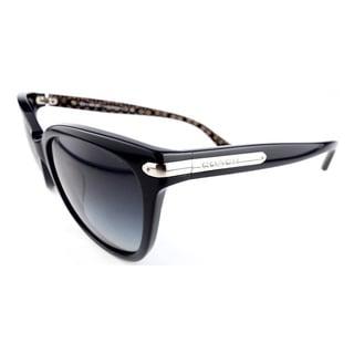 Coach Women's HC8132F L551 526111 Plastic Cat Eye Sunglasses