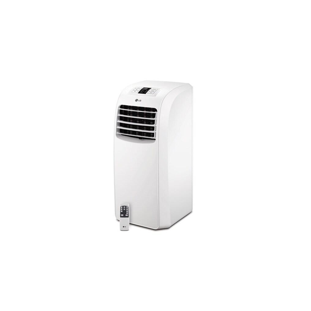 LG Portable Air Conditioners 8,000 BTU Portable Air Condi...