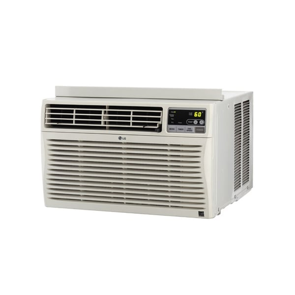 Lg Portable Air Conditioner 8000 Btu Troubleshooting Portable Radio Unit Portable Water Heater Reviews Portable Hard Drive Dell: Shop LG LW8013ER 8,000 BTU Window Air Conditioner With