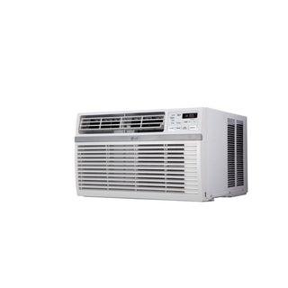 LG LW8015ER 8,000 BTU Window Air Conditioner with Remote (Refurbished) - White