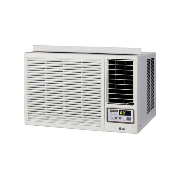 Lg lw1213hr 12 000 btu heat cool 220v window air for 12 000 btu window air conditioner with heat