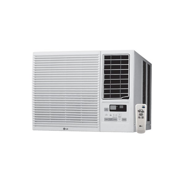 Lg lw1215hr 12 000 btu cooling and 11 200 btu heating for 12000 btu window air conditioner 220v