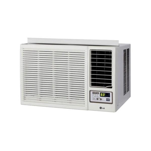 220v window air conditioner btu lg lw1813hr 18000 btu heatcool 220v window air conditioner with remote shop