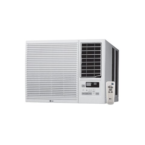 LG LW1815HR 18,000 BTU Cooling and 12,000 BTU Heating (220V) Air Conditioner with Remote (Refurbished)