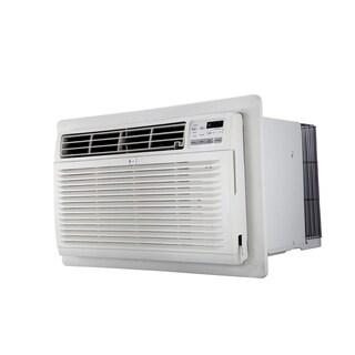 LG LT1015CER 9,800 BTU Thru-the-Wall Air Conditioner with Remote (Refurbished) - White