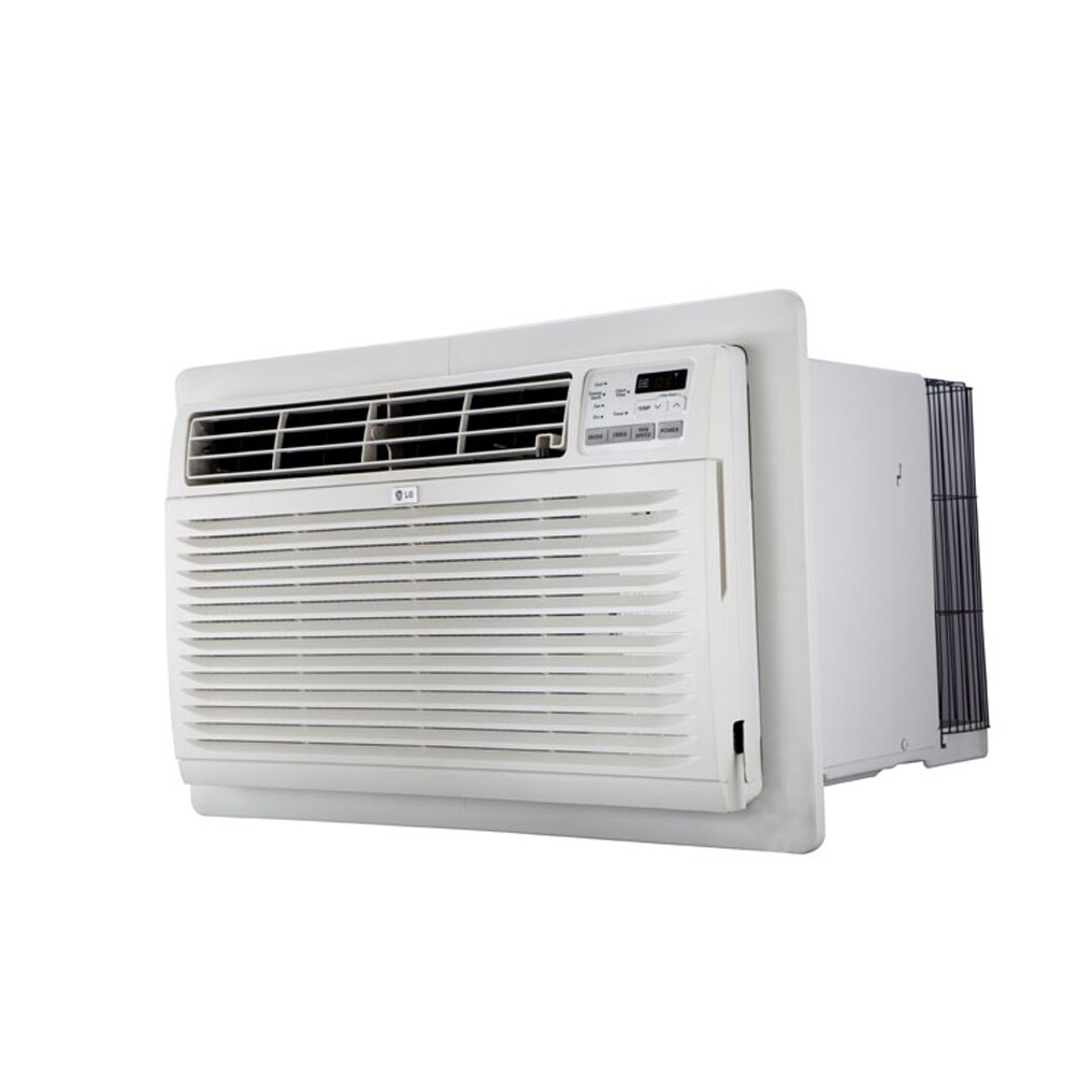 LG 11,200 BTU 230-Volt Through-the-Wall Air Conditioner w...
