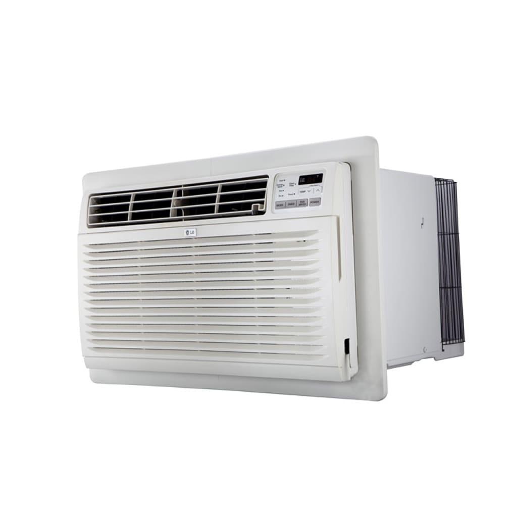 LG 10,000 BTU 230V Through-the-Wall Air Conditioner with ...
