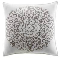 Stone Cottage Medallion Decoration Pillow
