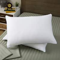 Dream Essence 300 Thread Count Cotton Extra Firm Pillow (Set of 2)