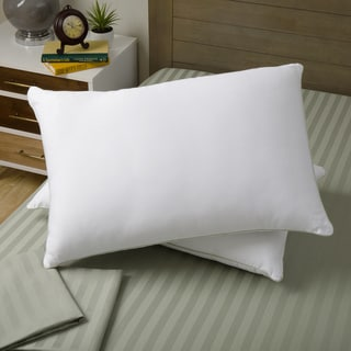 Dream Essence 300 Thread Count Egyptian Cotton Firm PIllow (Set of 2)