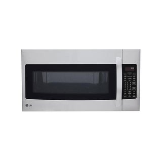 LG LMVH1711ST (Refurbished) 1.7-cubic Foot Over-the-Range Convection Stainless Steel Microwave Oven