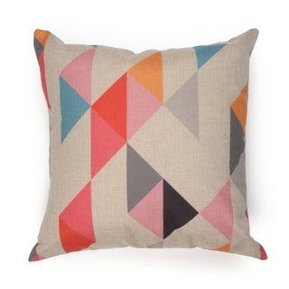 Journee Home 'Geo Vision' 17 inch Accent Pillow