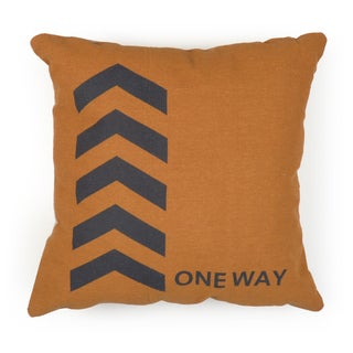 Journee Home 'Traveler' 17 inch Accent Pillow
