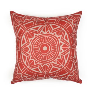 Journee Home 'Labryrinth' 17 inch Accent Pillow