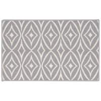 Waverly Fancy Free and Easy Centro Stone Area Rug by Nourison (1'8 x 2'10)