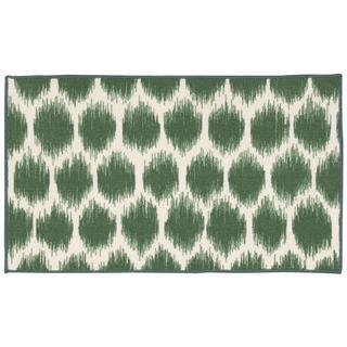 Waverly Fancy Free WFF26 Area Rug (Emerald 110 x 46 Runner)