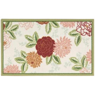 Waverly Fancy Free and Easy Cheri Snow Area Rug by Nourison (1'8 x 2'10)