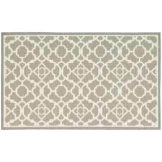 Waverly Fancy Free and Easy Lovely Lattice Stone Area Rug by Nourison (2'6 x 4')
