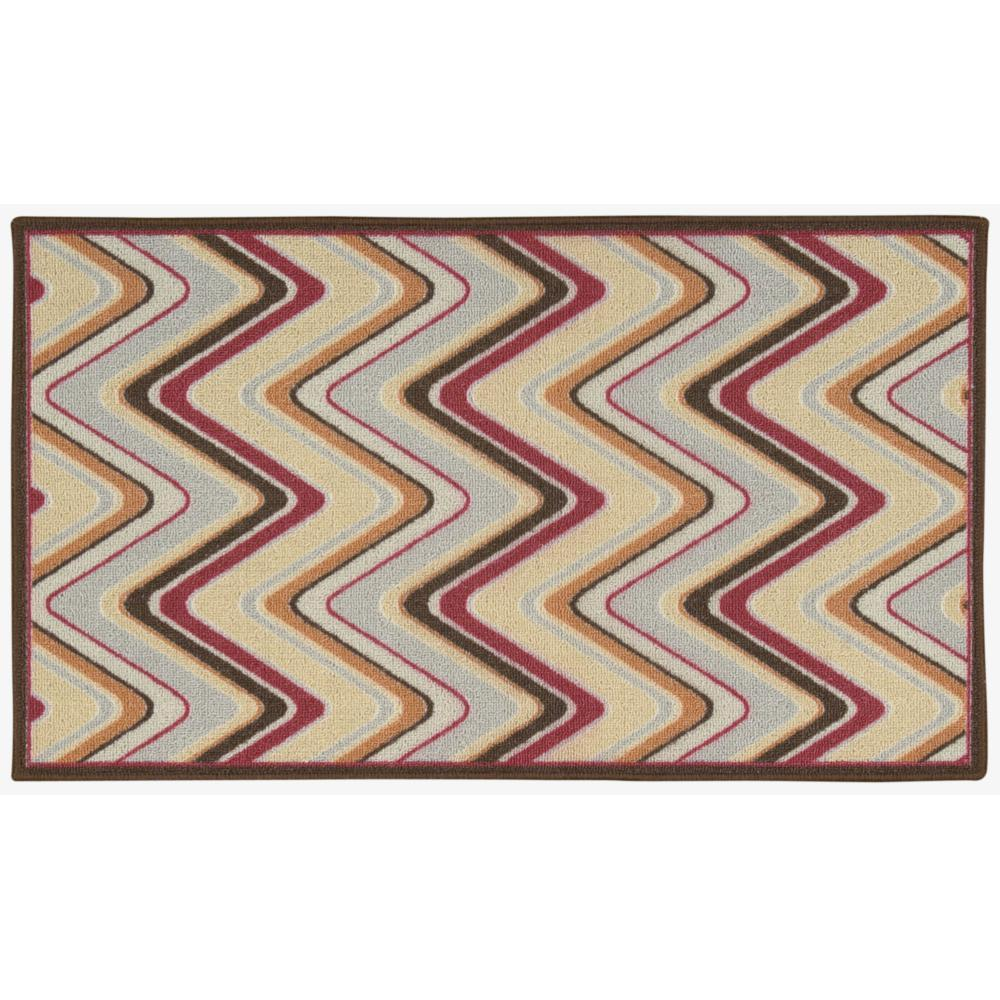 Waverly Fancy Free and Easy Sand Art Multicolor Area Rug ...