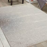 Nourison Twilight Grey/Ivory Rug - 8'6 x 11'6