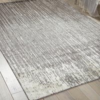 Nourison Twilight Smoke Rug - 8'6 x 11'6