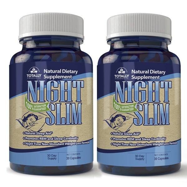 Night Slim Weight Loss Pill (60 Day Supply). Opens flyout.