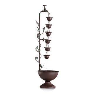 Buy Metal Outdoor Fountains Online At Overstock Com Our