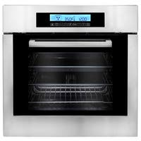 Cosmo C106SIX-PT 10-function 24-inch Electric Self-Cleaning Wall Oven