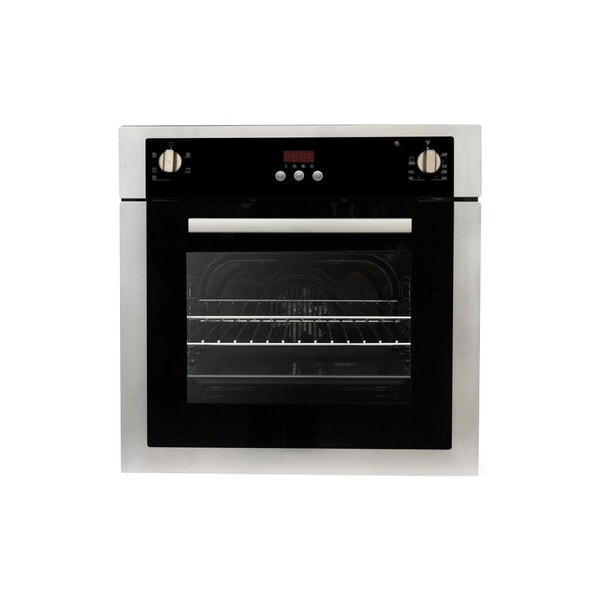 Cosmo C51eix 24 Inch Electric Wall Oven With 5 Functions