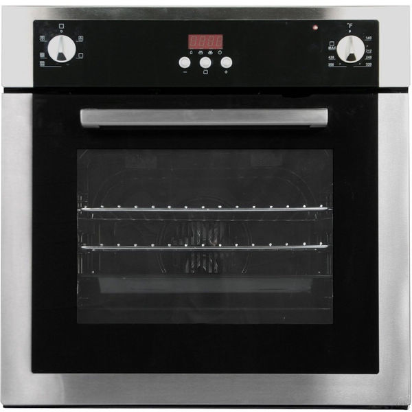 24 Inch Electric Wall Oven ~ Cosmo c eix inch electric wall oven with functions