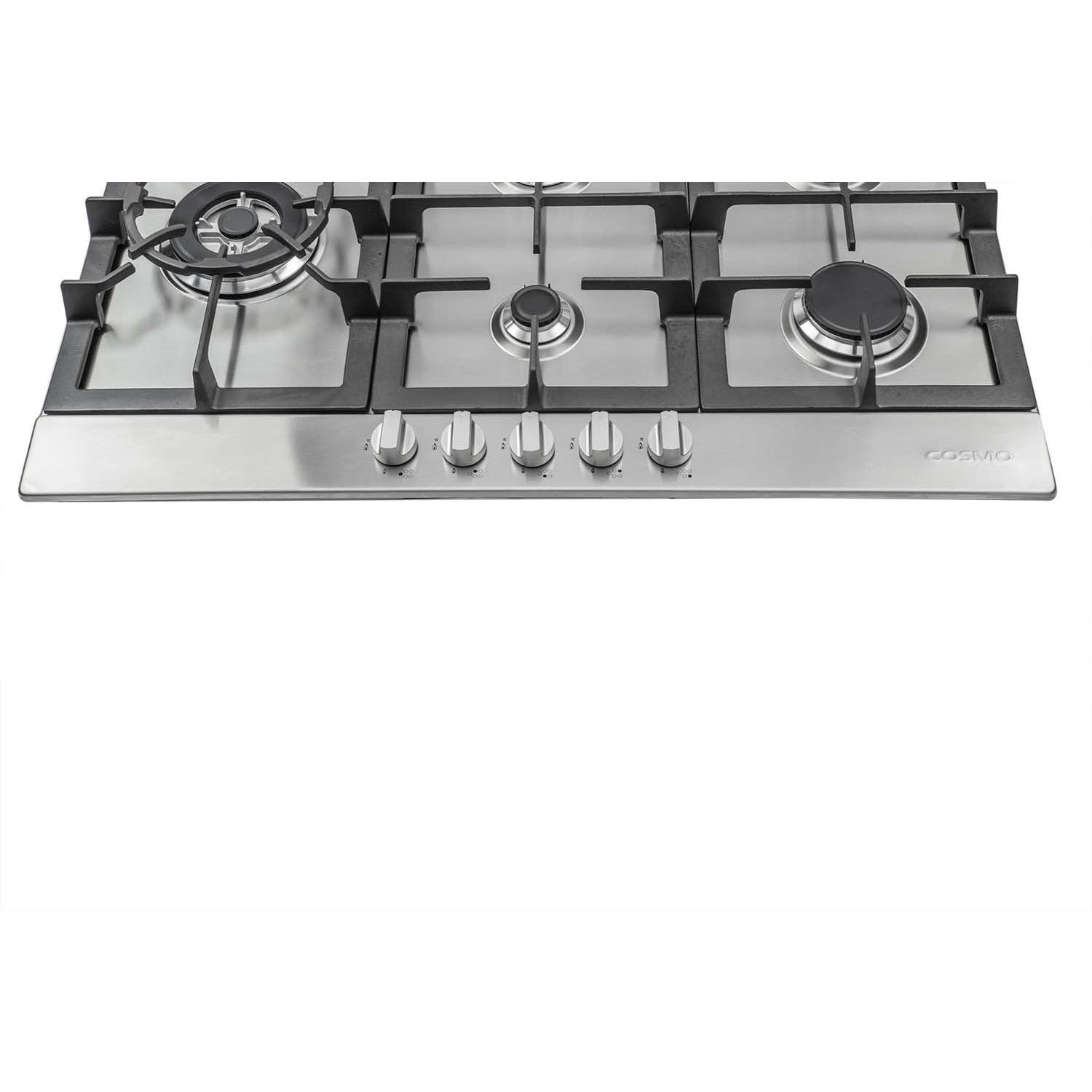 34 Inch Stainless Steel Gas Cooktop