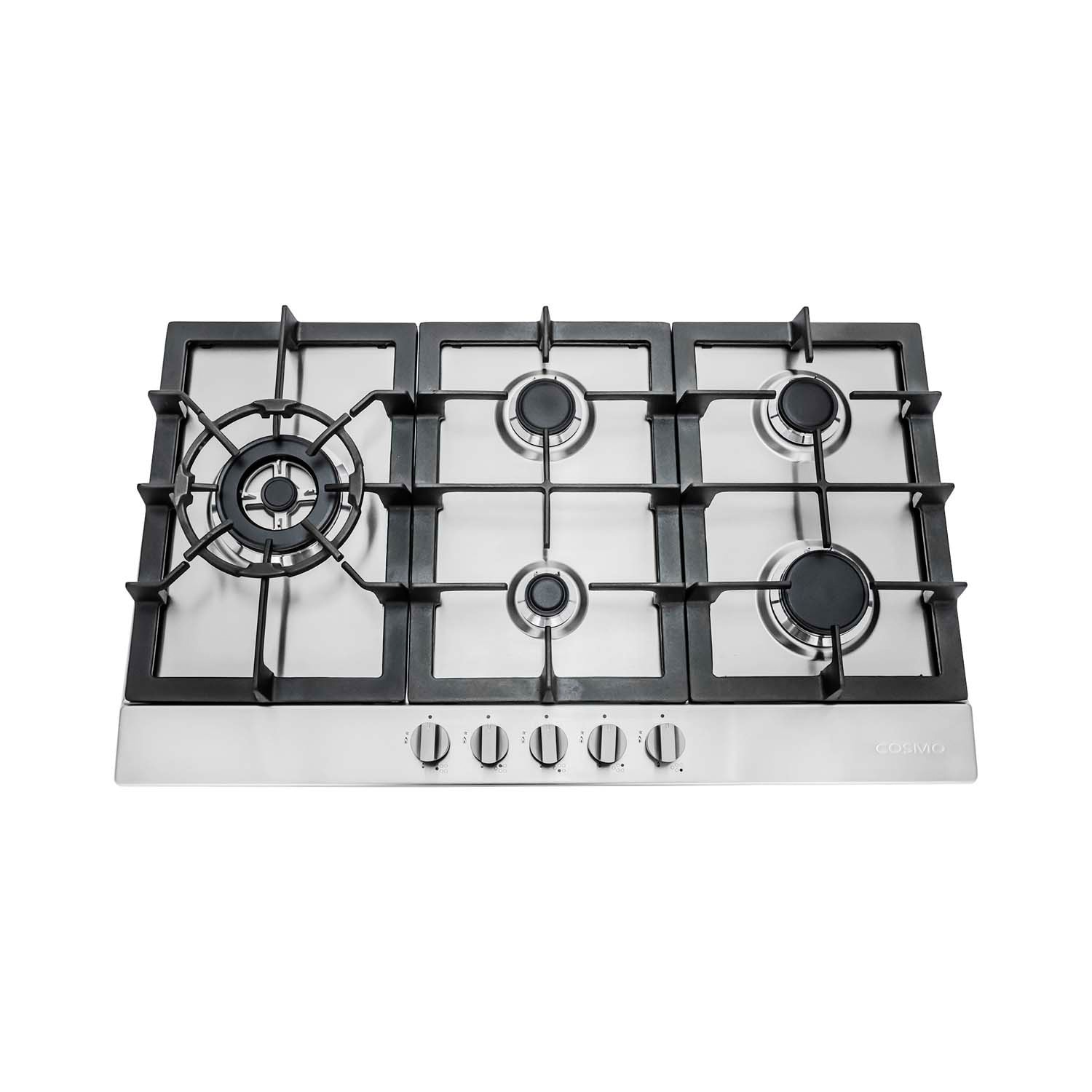 30 Inch Stainless Steel Gas Cooktop