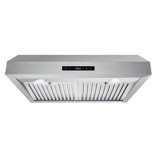 Cosmo UMC30 30-inch Stainless Steel Under Cabinet Range Hood