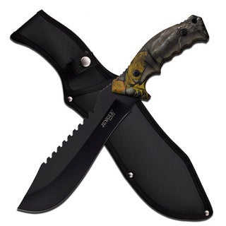 Jungle Master 15-inch Machete