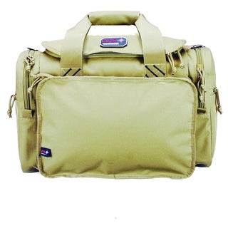 G.P.S. Large Range Bag Tan