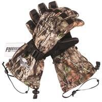 Flambeau Heated Synthetic Palm Gloves Camo