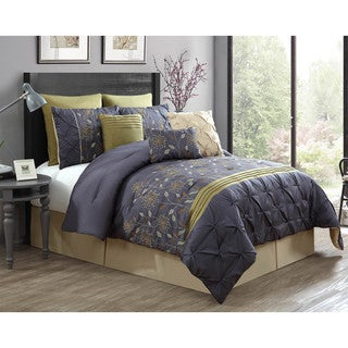 VCNY Prairie 9-piece Comforter Set (As Is Item)