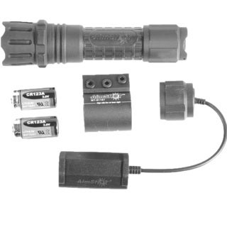 Aimshot Tx850 250 Lumen LED Flashlight Kit with Mount